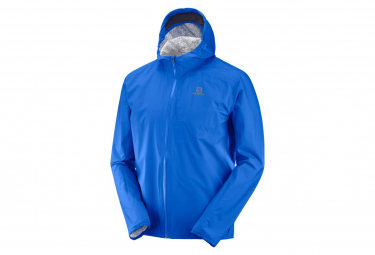Salomon Bonatti Waterproof Jacket Nautical Blue
