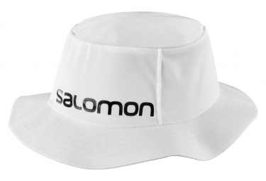 Chapeau Salomon S/LAB Speed Bob Blanc