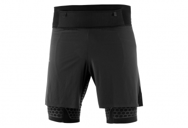 Salomon Exo Twinskin Short Black
