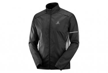 Salomon Agile Wind Jacket Black