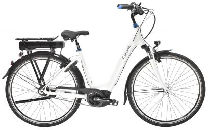 Gitane Electric City Bike e-Salsa Shimano Nexus 7s White 2018