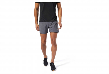 Reebok One Series Running Epic 2-in-1 Shorts Grey