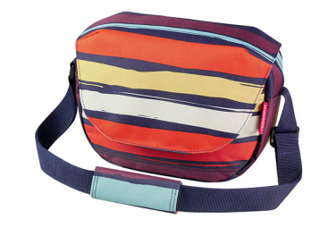 Klickfix Handbag ''STYLEBAG'' Rayures Artistiques