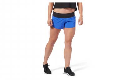 Reebok CrossFit Mujer Shorts Azul