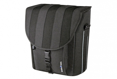 Image of Sacoche de porte bagage klickfix cita plus noir