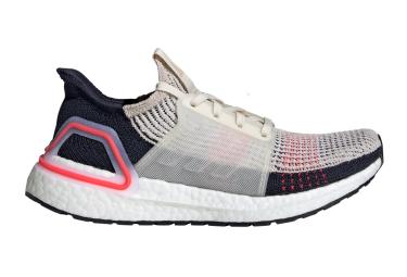 Zapatillas adidas running UltraBOOST 19 para Mujer Blanco / Multicolor