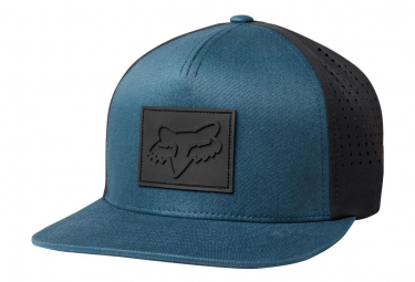 Fox Redplate Snapback Blue / Grey