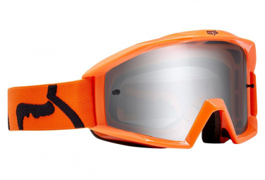 Máscara Fox Main Race Goggle grey orange