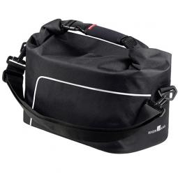 Klickfix Bag Rackpack Waterproof Black