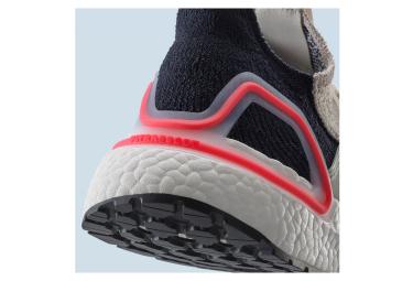 Zapatillas adidas running UltraBOOST 19 para Hombre Blanco / Azul