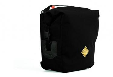 Sujetador trasero de maletero trasero o delantero (1 pieza) negro