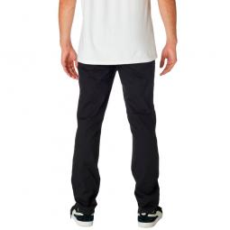 Pantalon FoxDagger Skinny Noir