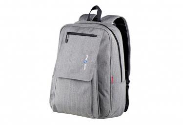 Klickfix Saddlebag bag Freepack City Gris