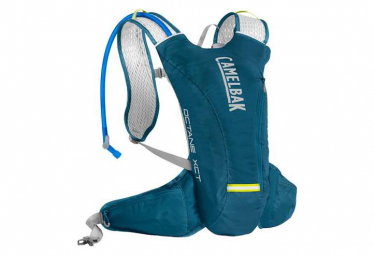 Camelbak Backpak Octane XCT + Watter Bottle 2L Blue Grey