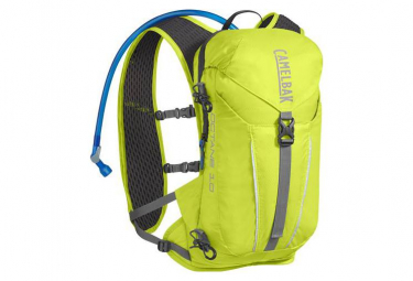 Camelbak BackPack Octane 10 + Water Bottle 2L Yellow / Grey