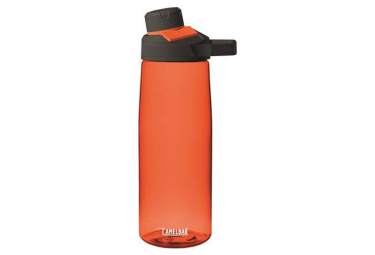 Camelbak Gourd Chute Mag 750mL Clear Red