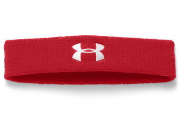 Under Armour Performance Sweatband Red