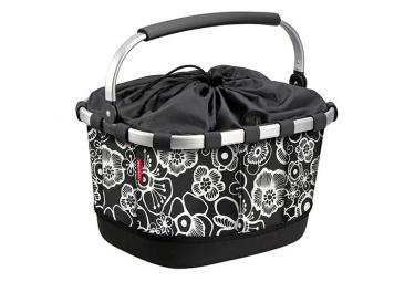 Klickfix Bag CARRYBAG GT for Uniklip Fleurs Black