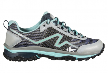 Millet Out Rush Women's Hiking Shoes Grey Blue