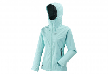 Millet Fitz Roy 2.5L Women's Waterproof Jacket Blue