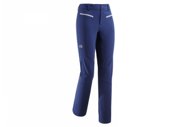 Pantalon Femme Millet Lepiney Xcs Cordura Bleu