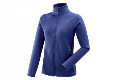 Millet Charmoz Power Women's Fleece Jacket Blue