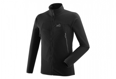 Millet K Lightgrid Fleece Jacket Black