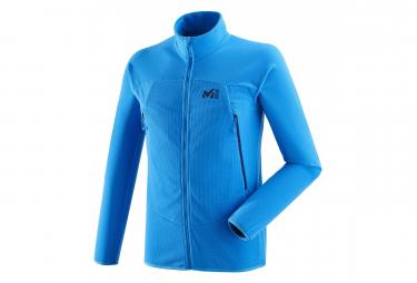 Millet K Lightgrid Fleece Jacket Electric Blue