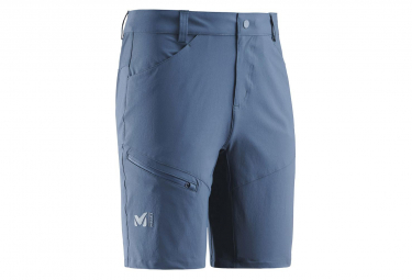 Short Millet Trekker Stretch Orion Bleu