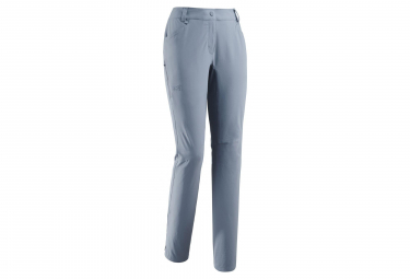Pantalon Femme Millet Trekker Stretch Gris