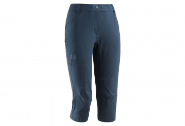 Millet Trekker Stretch 3/4 Women's Pant Orion Blue