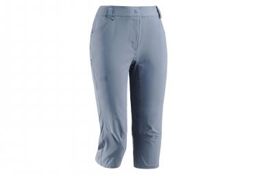 Millet Trekker Stretch 3/4 Women's Pant Blue