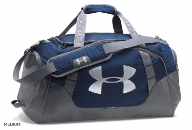 Under Armour Undeniable 3.0 Sport Bag Dark Blue Grey