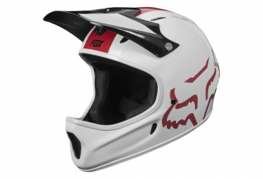 Fox Rampage Helmet White