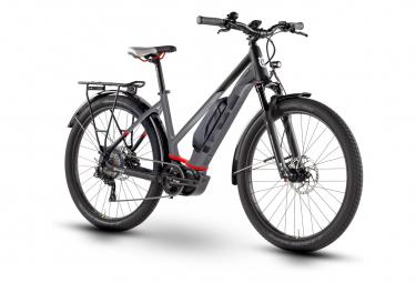 Bicicleta Ciudad Mujer Husqvarna Gran Tourer GT2 Gris / Noir