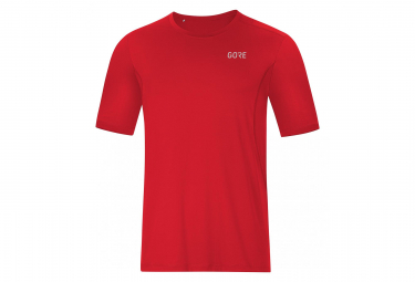 Maillot Manches Courtes GORE® R3 Rouge