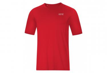 Camisa GORE R3 Rojo