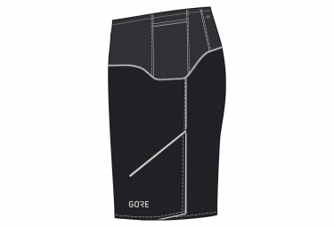 Short GORE® R7 Noir