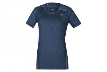 GORE R3 Camisa Mujer Azul