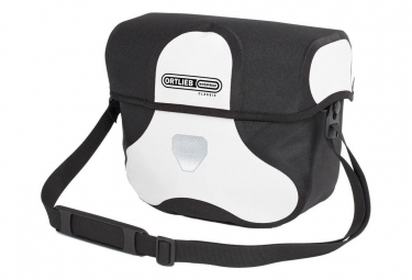 Ortlieb Handlebar Bag Ultimate 6 M Classic 7 L White / Black