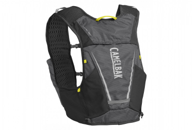 Camelbak Hydratation Bag Ultra Pro Vest + 2 Water Bottles Black