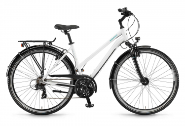 WinoraDomingo 21 Womens City Bike  Gris