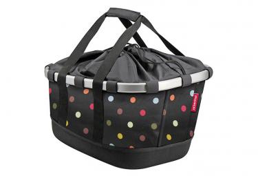 Klickfix Rear Bag BIKEBASKET GT pour Racktime à poids