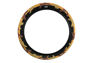 Cult BMX Freestyle Tire Vans 2.4'' Desert Camo / Beige