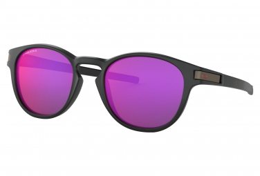 Gafas Oakley Latch black purple Prizm Road