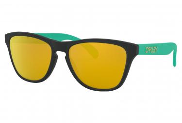 Oakley Sunglasses Frogskins XS 24 Iridium / Matte Translucent Poseidon / Ref. OJ9006-1053