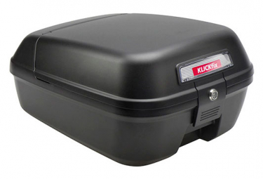 Top Case Klickfix Citybox Uniklip Noir