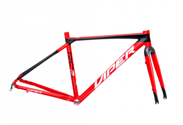 Viper RC3 Disc 2018 Frameset Black/Red