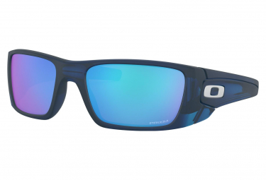 Lunettes Oakley Fuel Cell Matte Translucent Blue / Prizm Sapphire / Ref. OO9096-K160