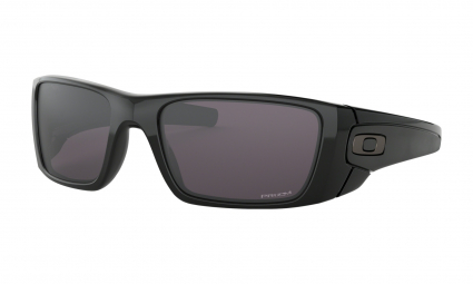 Oakley Sunglasses Fuel Cell Prizm Grey / Polished Black / Ref. OO9096-K260